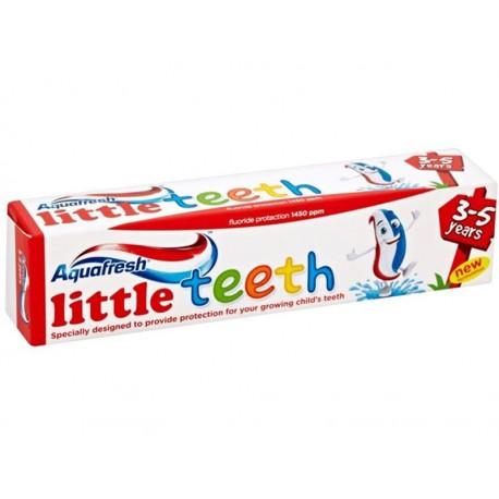 AQUAFRESH LITTLE TEETH (3-5 LAT)