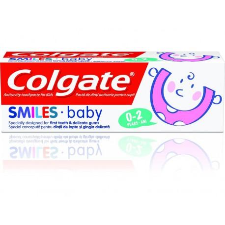 """COLGATE """"SMILES-BABY"""" (0-2 lat) 50 ml"""