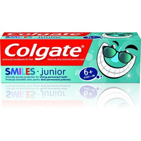 """COLGATE """"SMILES JUNIOR"""" ( 6+ lat) 50 ml"""