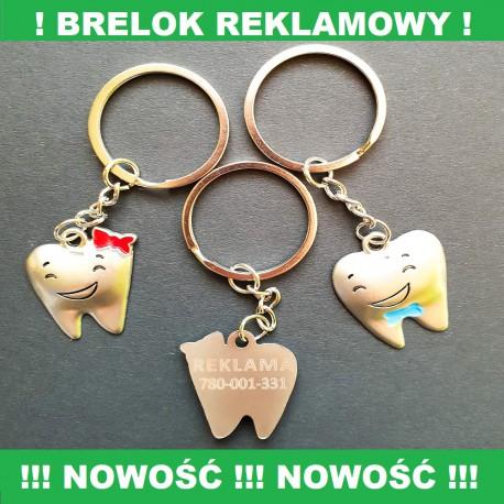 BRELOKI METALOWE - 100 sztuk