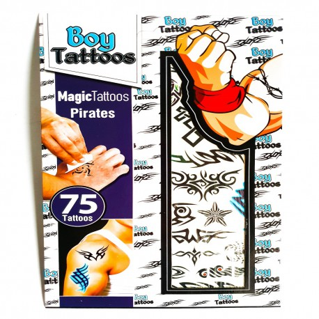 "TATTOS ""BOYS"" - 1 szt."