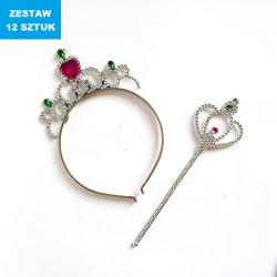"""ZESTAW  """"KSIĘŻNICZKA 1"""" - 12 szt."""