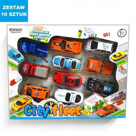 """ZESTAW AUTEK """"CITY"""" - 10 szt."""