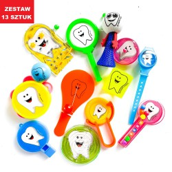 """MINI DENTAL TOYS"" - 13 SZT."