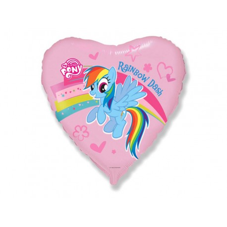 Balon foliowy MY LITTLE PONY - 47 cm - 1 szt
