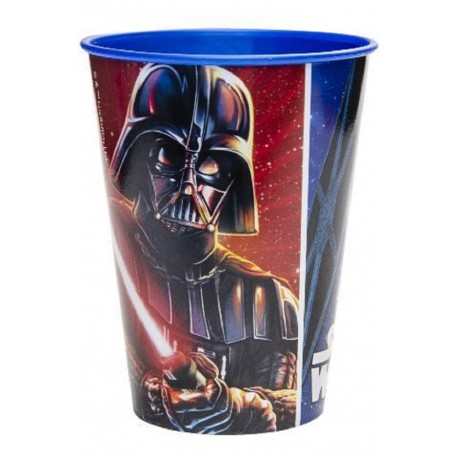 "KUBEK PLASTIKOWY ""STAR WARS"" - 260 ML"