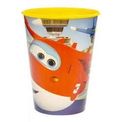 "KUBEK PLASTIKOWY ""SUPER WINGS"" - 260 ML"
