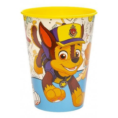"KUBEK PLASTIKOWY ""PSI PATROL FRIENDS"" - 260 ML"