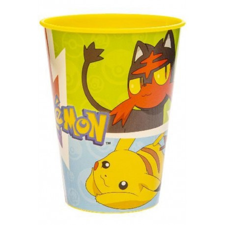 "KUBEK PLASTIKOWY ""POKEMON"" - 260 ML"