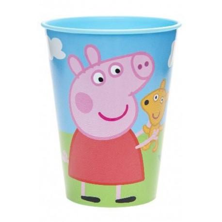 "KUBEK PLASTIKOWY ""PEPPA PIG"" - 260 ML"