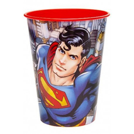 "KUBEK PLASTIKOWY ""SUPERMAN"" - 260 ML"