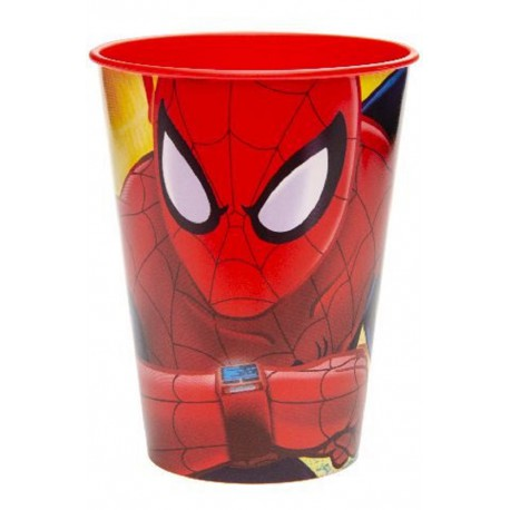 "KUBEK PLASTIKOWY ""SPIDER-MAN"" - 260 ML"