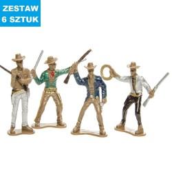 """ZESTAW """"COWBOY""""- 6 szt."""