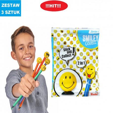 EMOTKI- TOREBKA NIESPODZIANKA-3 szt.