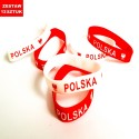 """OPASKI KIBICA  """"POLSKA 2""""- 12 szt"""